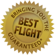 Bringing you the best flight, guaranteed.